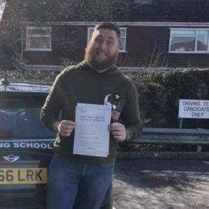 driving lessons in Blackwood
